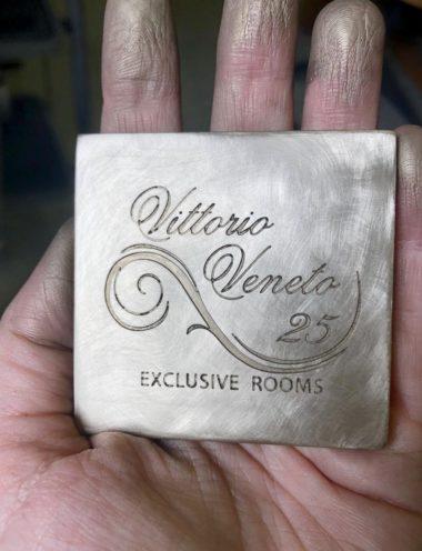 porta chiavi Vittorio Veneto 25 exclusive r